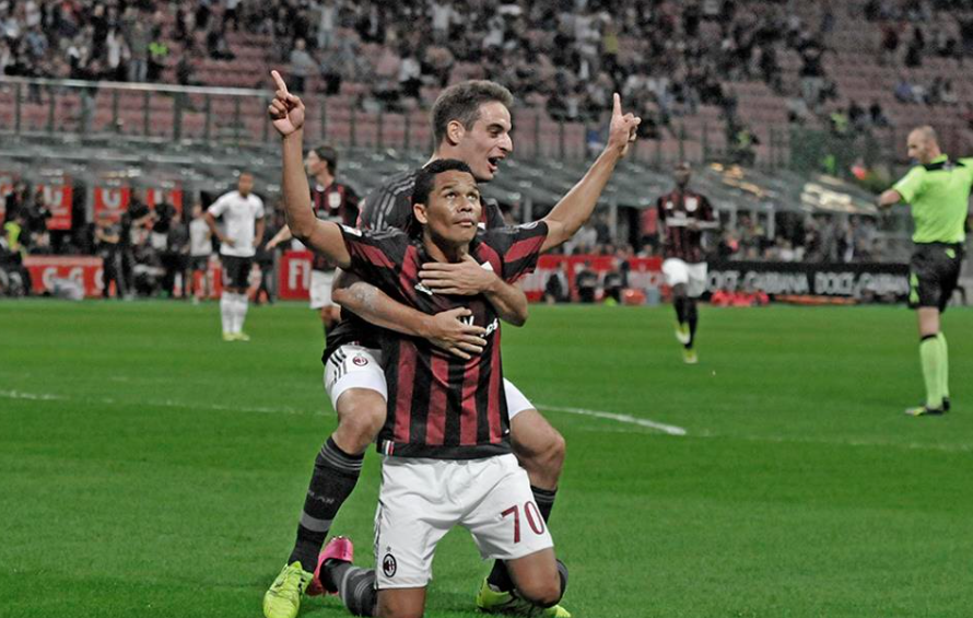 Silva arrival puts Bacca's AC Milan future in doubt