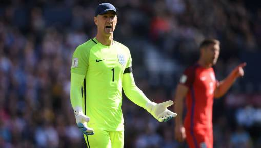 England Stopper Joe Hart Will Not Feature Against France Amid Criticism After Scotland Draw