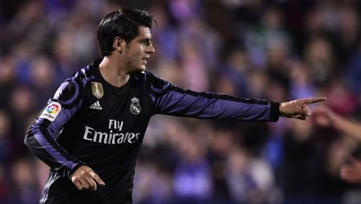 Alvaro Morata Man Utd Move Nearing Completion as Rivals Drop Out of Race for Real Madrid Ace