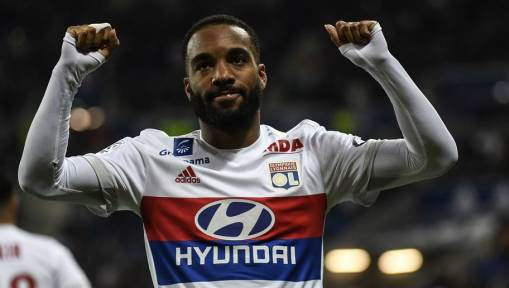 Lyon Slap Whopping £60m Price Tag on Star Striker as Arsenal Plot Their Summer Move