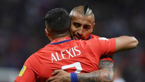 Arturo Vidal Hails 'Spectacular' Arsenal Star But Admits He Knows Nothing About Bayern Munich Move