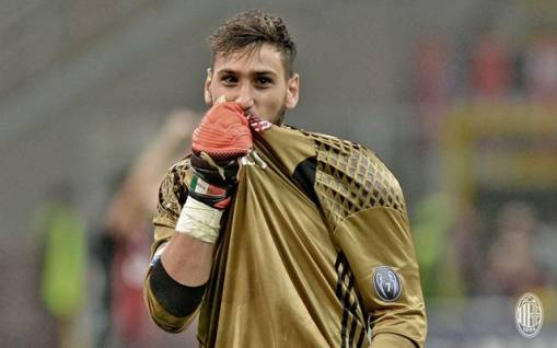 Ronaldo: AC Milan fans shouldn't judge Donnarumma