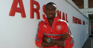 19-year-old Nigerian set to make breakthrough at Arsenal sooner rather than later