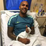 Ikeme Vows To Give His All In Leukaemia Battle