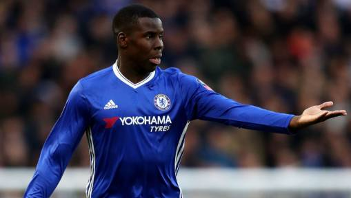 Kurt Zouma Joins Stoke on Season-Long Loan After Signing New 6-Year Contract at Chelsea