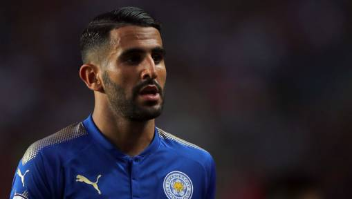 Roma Set to Make a 'Final Assault' for £50m-Rated Leicester Star Riyad Mahrez