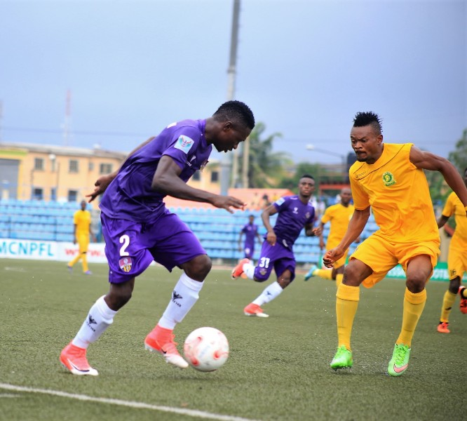NPFL: MFM edge Katsina Utd in five-goal thriller to go second