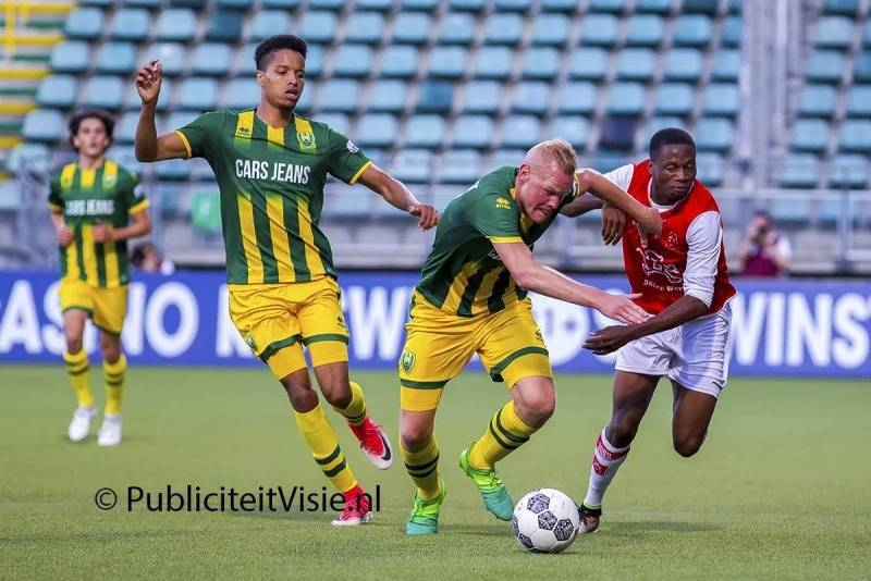 Ebuehi Relishes Den Haag's Pre-Season Winning Run