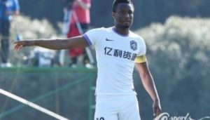 Mikel Set For 12th CSL Start For Tianjin Teda Vs Martins' Shenhua