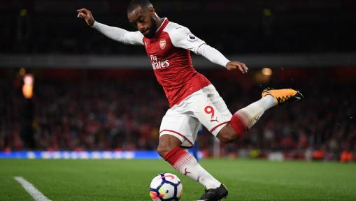 Steven Gerrard Praises Alexandre Lacazette Following Positive Start With New Club Arsenal