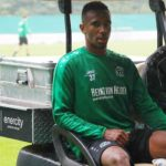 BLOW! Eagles Forward Sarenren Bazee Ruled Out Of Nigeria Vs Cameroon Tie Due to Injury