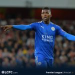 Introduction Of Iheanacho Cost Leicester City Against Arsenal: Shakespeare Admit