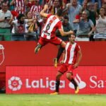 Man City Loanee Kayode Debut For Girona In Dramatic 2-2 Draw Against Atletico Madrid