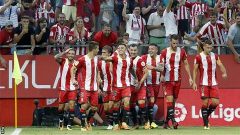 Can little Girona solve Man City's big problem?