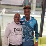 Tammy Abraham DENIES he has turned his back on England and chosen to represent Nigeria