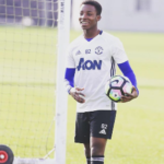 Nigerian Midfielder Nominated For Manchester United Goal Of The Month Award