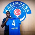 Aminu Umar Scores, Omeruo Disappoints In Kasimpasa Loss To Osmanlispor