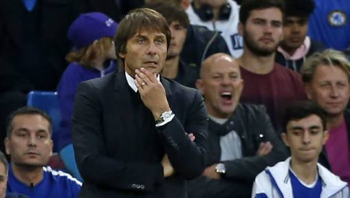 Chelsea Boss Antonio Conte Left 'Frustrated' by Club's Efforts to Sign Tottenham Star This Summer