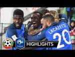 Bulgaria vs France 0-1 - Extended Match Highlights - 07/10/2017 HD