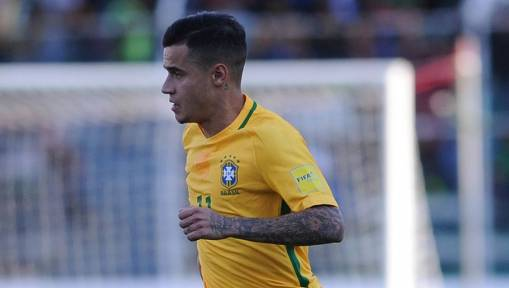 PSG Look to Muscle in on Barcelona Target Philippe Coutinho