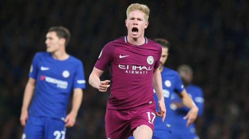 De Bruyne deserves Ballon d'Or nod as City slicker shines for Pep Guardiola
