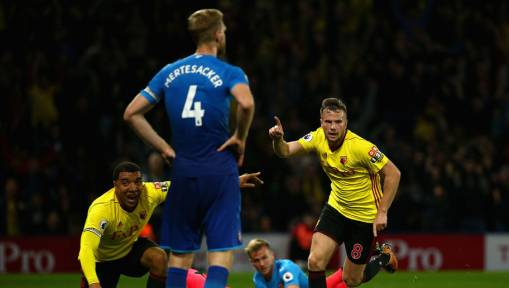 Watford 2-1 Arsenal: Deeney & Cleverley Complete Thrilling Comeback to Shock Overwhelmed Gunners