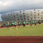 Victor Moses, Ola Aina & Alex Iwobi Absent As Super Eagles Train For One Hour