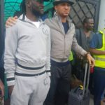 Victor Moses Finally Hit Uyo For Showdown Against Zambia