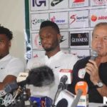 Rohr Defends Decision To Introduce Mikel Agu Ahead Of John Ogu