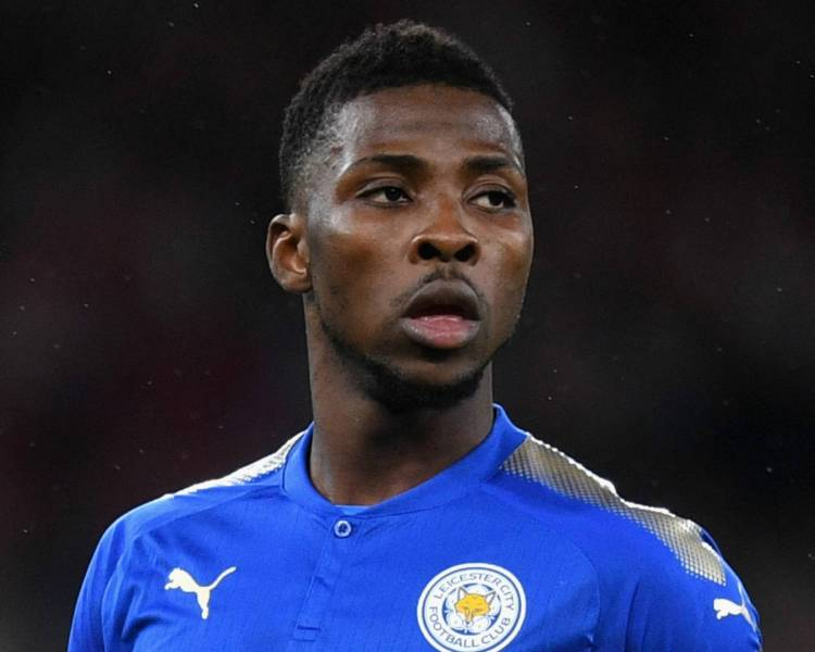 Super Eagles striker Iheanacho makes football history