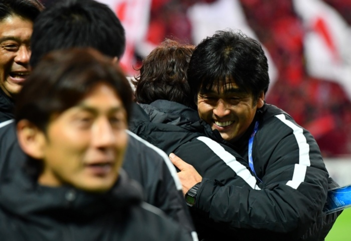 Hori hails Urawa's 'special motivation' after crowning glory
