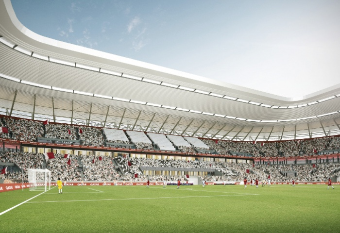 SC launches first ever fully demountable FIFA World Cup stadium