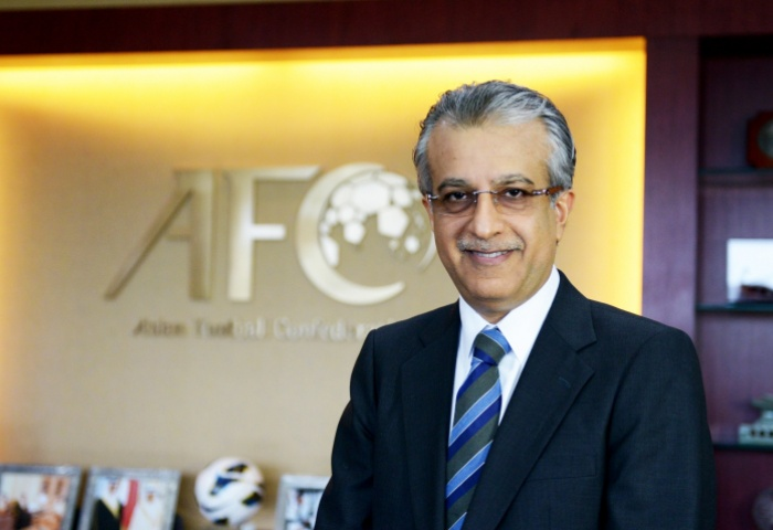 AFC President arrives in Bangkok for Annual Awards Gala