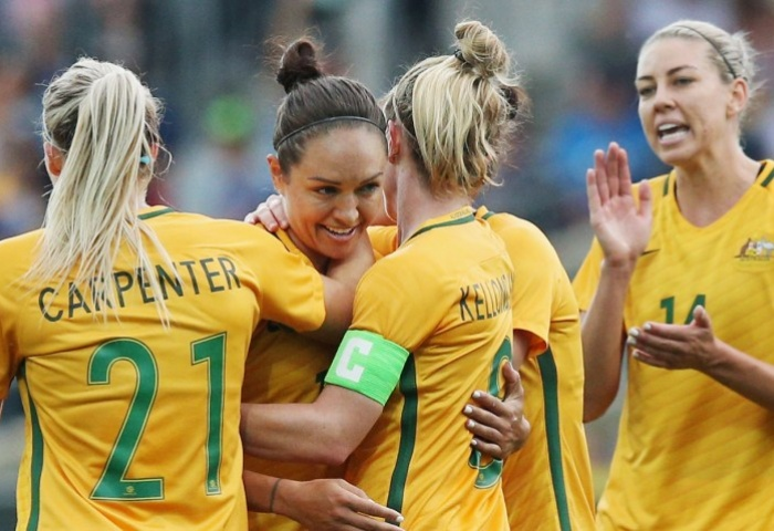 Stajcic: Matildas can score from anywhere