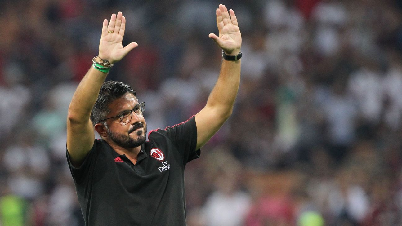 Five things Gattuso must sort out after AC Milan sack Montella