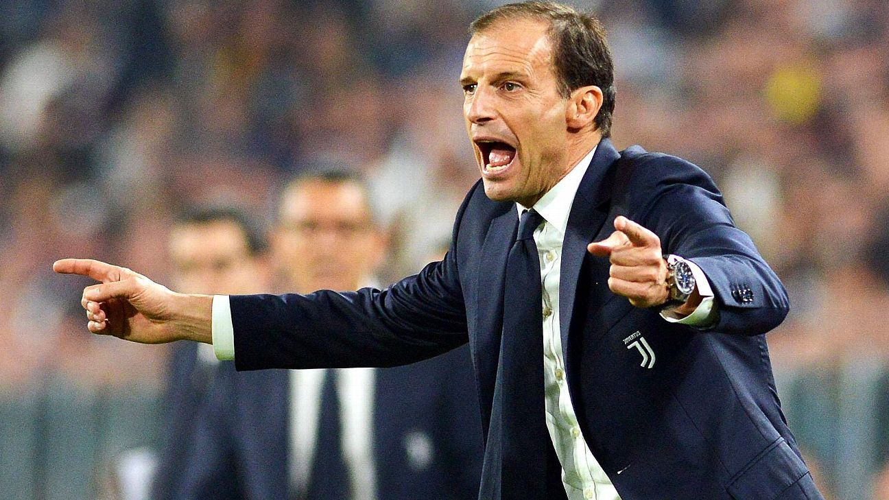 Allegri denies Juventus bust-up but would welcome more fighting spirit