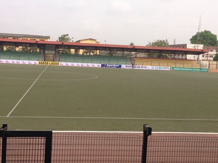Lagos govt– Agege Stadium reconstruction to be completed as scheduled