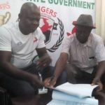I'm ready for big Rangers challenge – Gbenga Ogunbote
