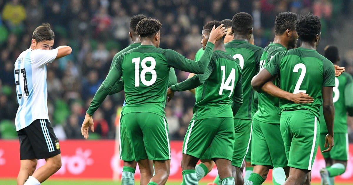 England Want to Avoid Nigeria
