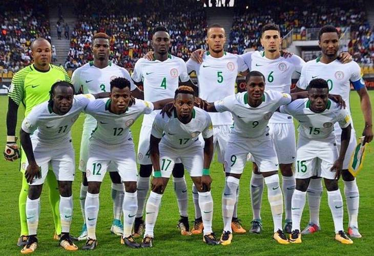 NFF In Talks With Egypt Over Pre-World Cup Friendly