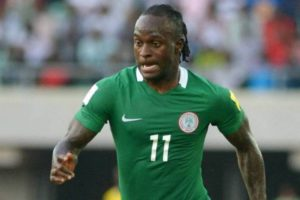 Breaking News:Chelsea Ace Victor Moses Retires From International Football With Nigeria