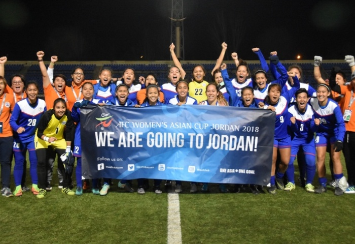 AFC Women's Asian Cup 2018: Focus on the Philippines