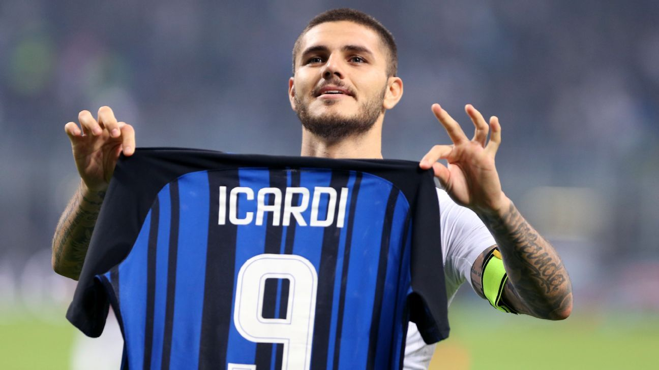Inter fans still jaded by Mauro Icardi's personal life and outspokenness