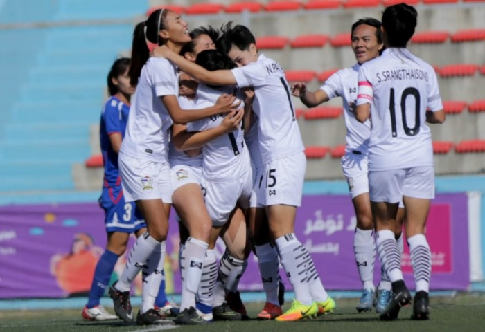 AFC Women's Asian Cup 2018: Focus on Thailand