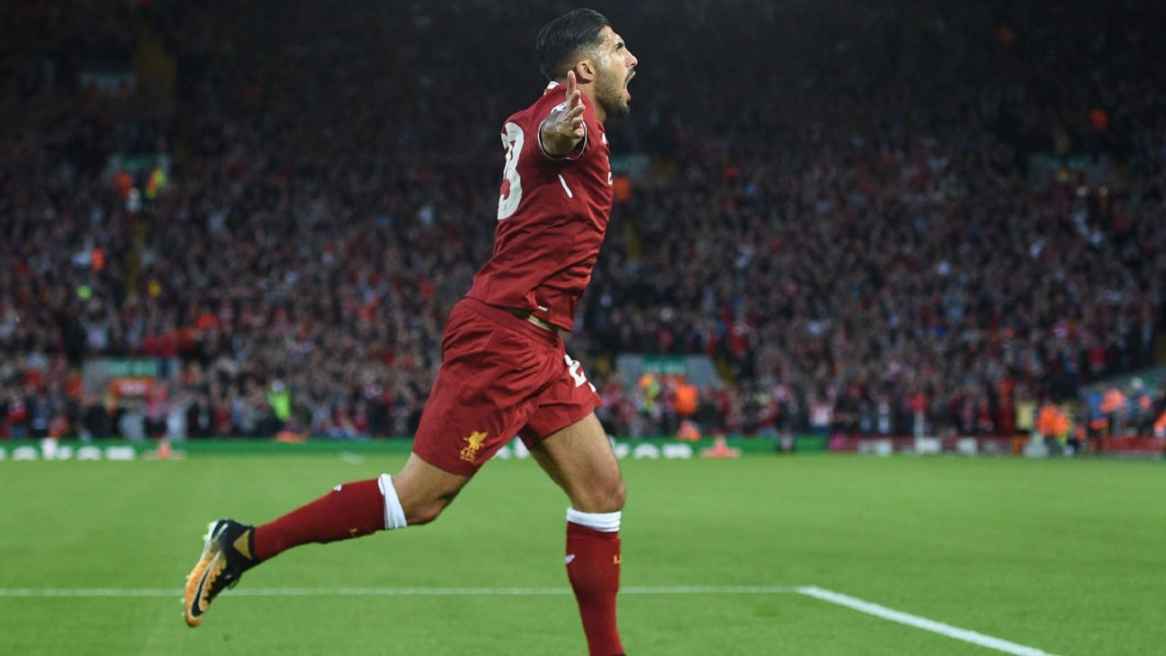 Liverpool's Emre Can 'ideal' for Juventus - Alessandro Del Piero
