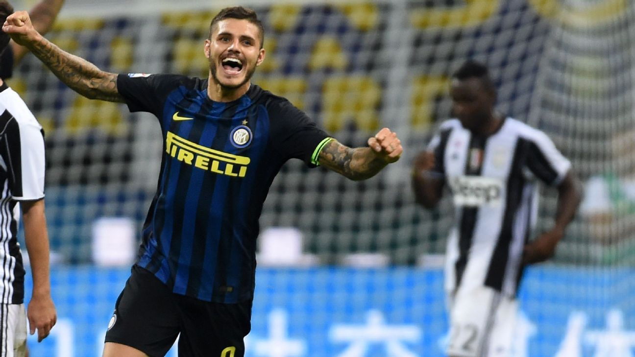 Inter Milan riding high on confidence as they travel to free-scoring Juventus