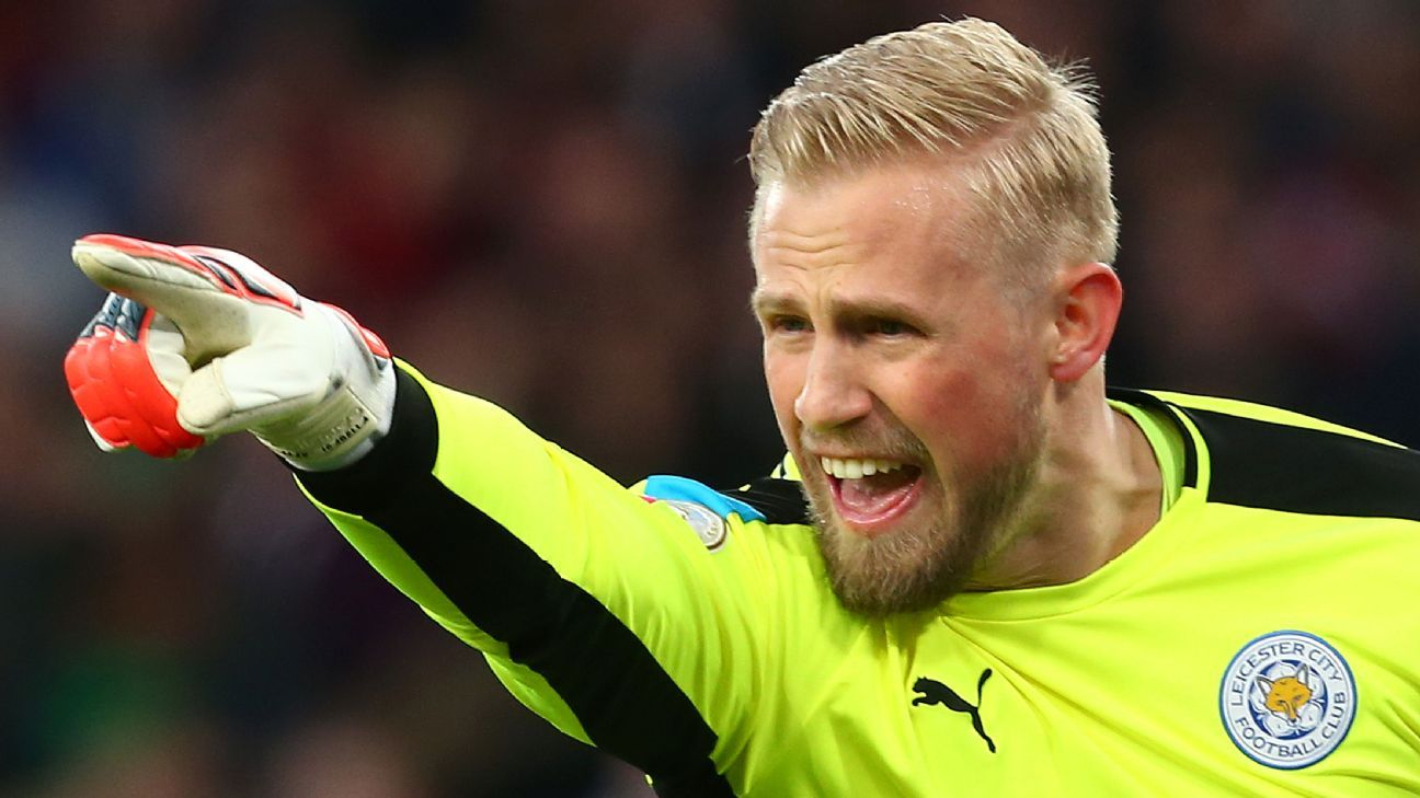 Leicester goalkeeper Kasper Schmeichel joins Common Goal
