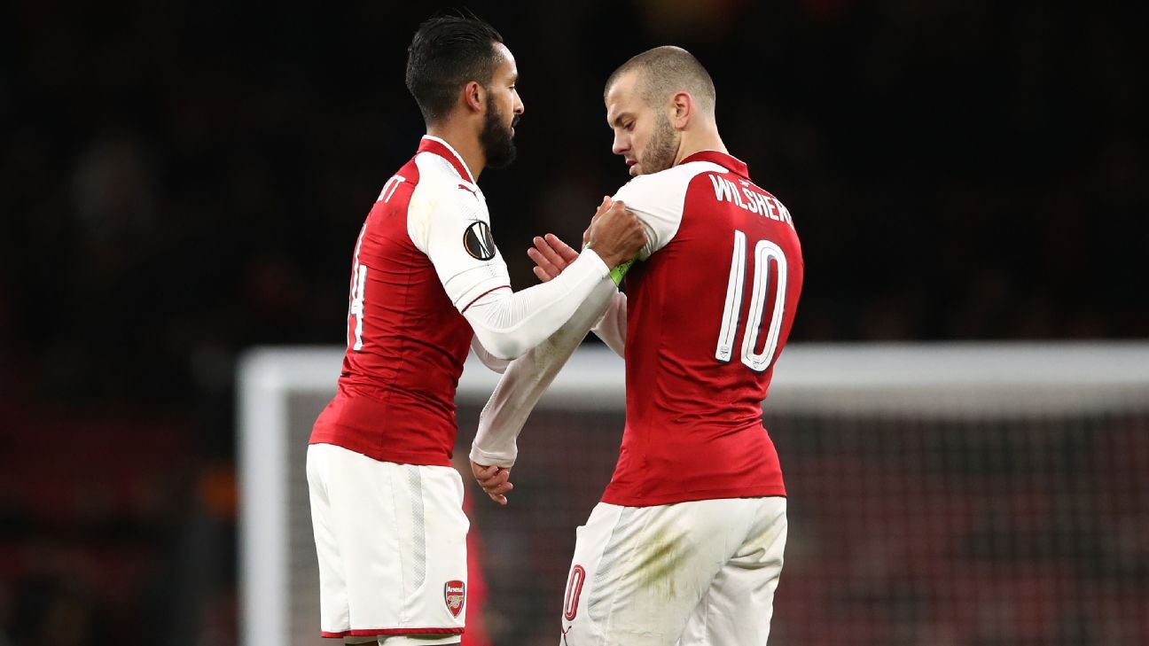 Arsenal's Wilshere, Walcott and Debuchy turn back the clock vs. BATE