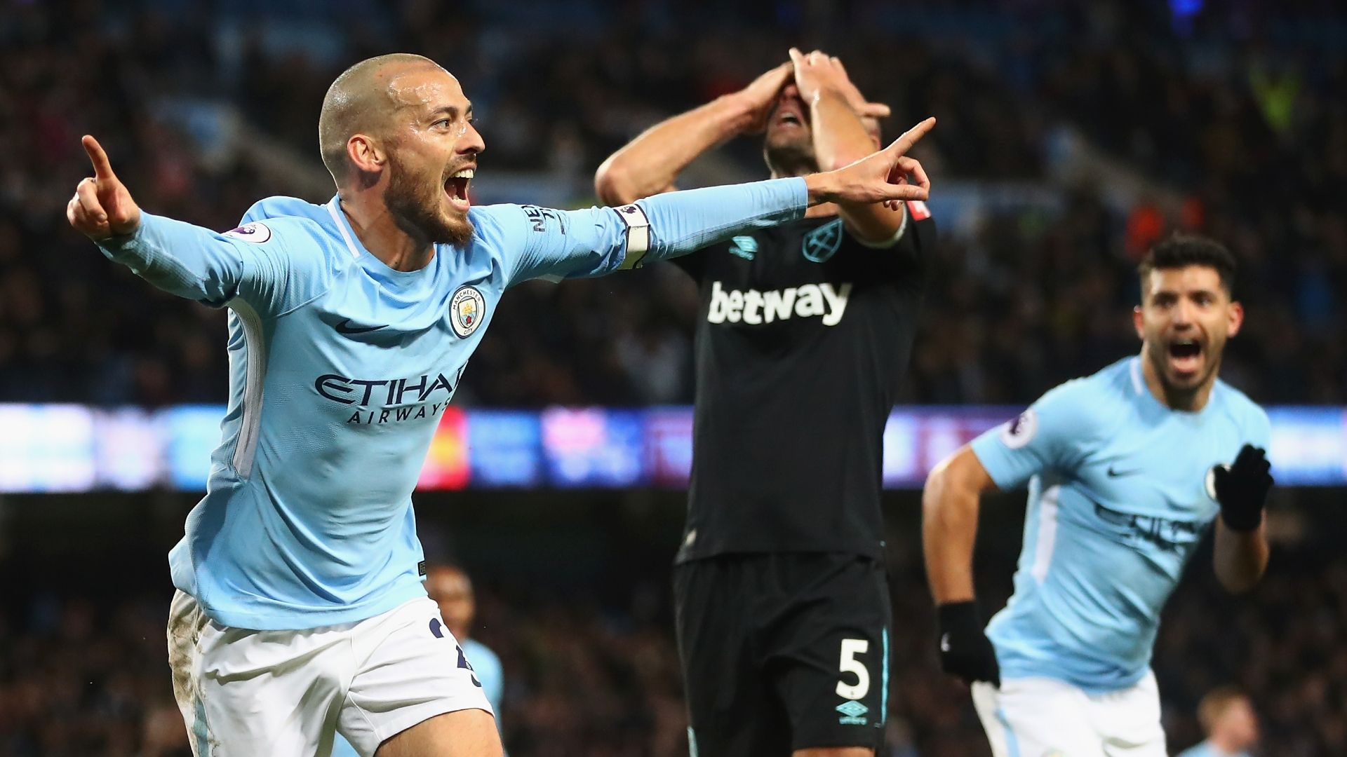 Man City claim top spot as PSG tumble