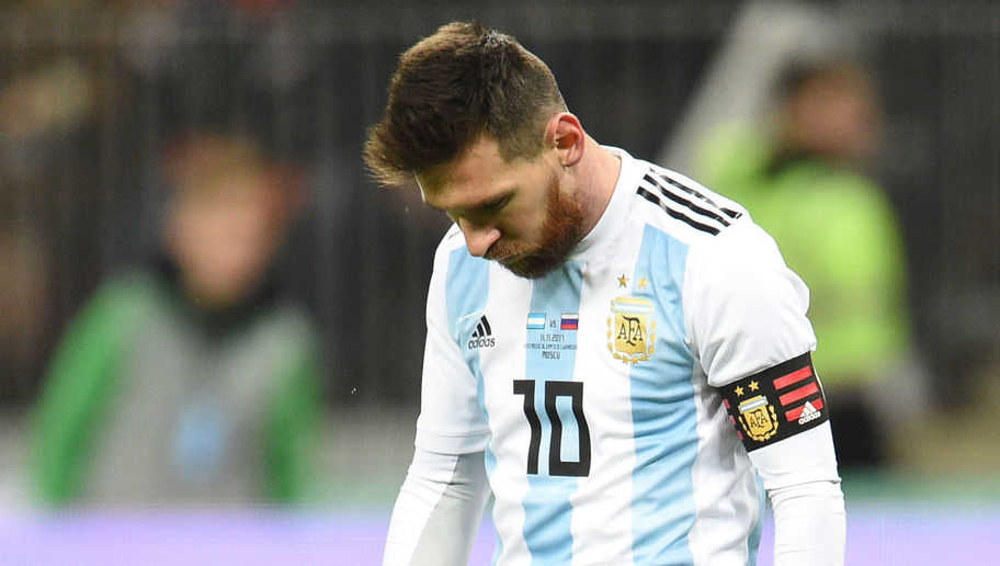 Messi Hints He Could Retire From International Football if Argentina Do 'Badly' at World Cup